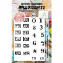 AALL and Create Clear A7 Stamp Set #107